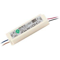POS Led tápegység PSV-60-12 60W 12V 5A IP67