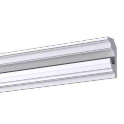 RV-07/A Rejtett világítás díszléc - mennyezet 1,25m/db