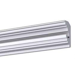 RV-08/A Rejtett világítás díszléc - mennyezet 1,25m/db