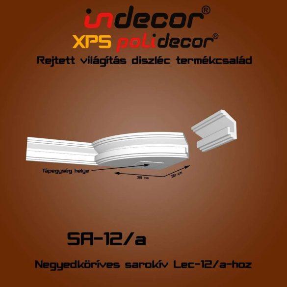 Indecor® SA-12A Íves sarokelem