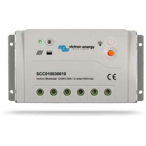 PWM-PRO 5A 12-24V Napelemes töltésvezérlő Victron Energy BlueSolar
