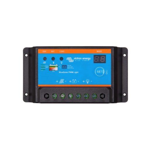 PWM-Light 30A 12-24V Napelemes töltésvezérlő Victron Energy BlueSolar