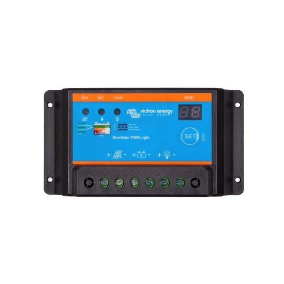 Napelemes töltésvezérlő Victron Energy BlueSolar PWM-Light 30A 12-24V