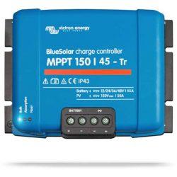 Victron Energy BlueSolar MPPT 150/45 TR napelemes töltésvezérlő 12/24/36/48V