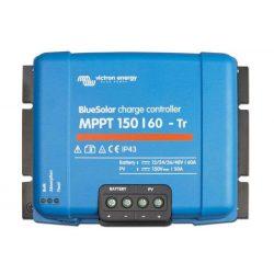 Victron Energy BlueSolar MPPT 150/60 TR napelemes töltésvezérlő 12/24/36/48V