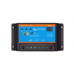 Napelemes töltésvezérlő Victron Energy BlueSolar PWM-Light 30A 48V