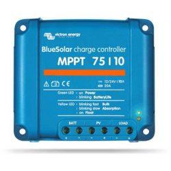 Victron Energy SmartSolar MPPT 75/10A napelemes töltésvezérlő 12/24V