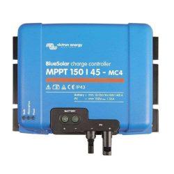 Victron Energy SmartSolar MPPT 150/45A MC4 napelemes töltésvezérlő 12/24/48V