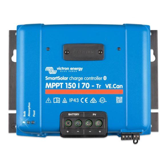 Victron Energy SmartSolar MPPT 150/70A TR napelemes töltésvezérlő 12/24/48V