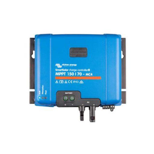 Victron Energy SmartSolar MPPT 150/70A MC4 napelemes töltésvezérlő 12/24/48V