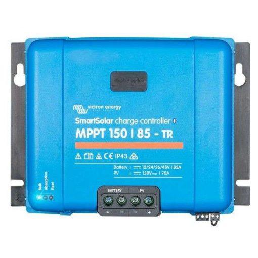MPPT 150/85A TR 12/24/48V Napelemes töltésvezérlő Victron Energy SmartSolar