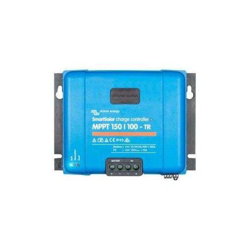 MPPT 150/100A TR 12/24/48V Napelemes töltésvezérlő Victron Energy SmartSolar