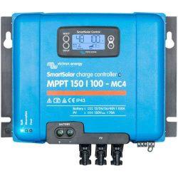 Victron Energy SmartSolar MPPT 150/100A MC4 napelemes töltésvezérlő 12/24/48V