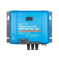 Victron Energy SmartSolar MPPT 250/100A MC4 napelemes töltésvezérlő 12/24/48V