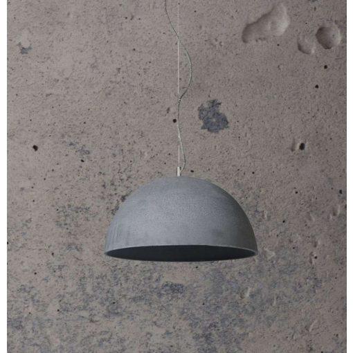 SFERA L Beton Lámpa Szürke