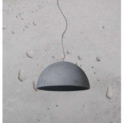 SFERA L Beton Lámpa Natúr