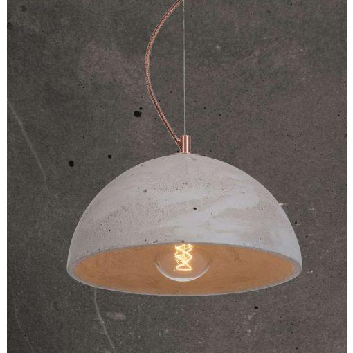 SFERA M Beton Lámpa Antracit