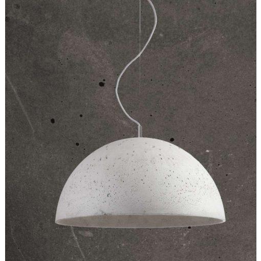 SFERA XL Beton Lámpa Antracit