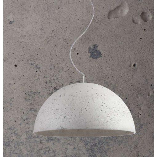 SFERA XL Beton Lámpa Szürke