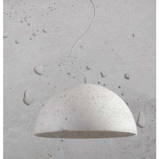SFERA XL Beton Lámpa Natúr