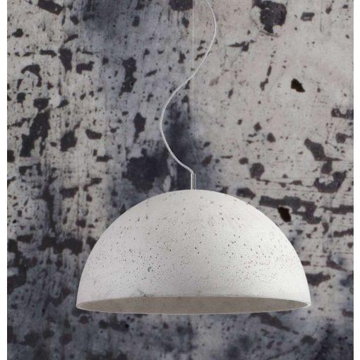 SFERA XL Beton Lámpa Só-Bors