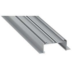 Led Alumínium Profil SORGA 2 méter Ezüst