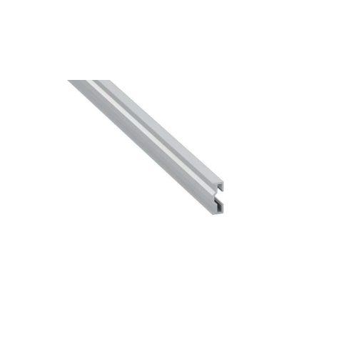 Rögzítő Profil SPARO Ezüst 1 méter