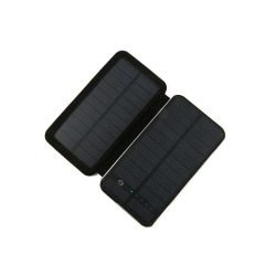 Solar Power Bank 8000mAh 3W Napelem