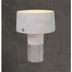 TALMA TABLE Beton Asztali Lámpa Antracit