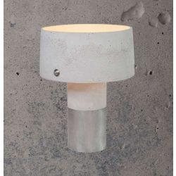 TALMA TABLE Beton Asztali Lámpa Szürke