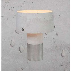 TALMA TABLE Beton Asztali Lámpa Natúr
