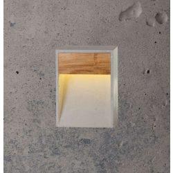 TOTEM WIDE Kültéri Beton Lámpa Szürke