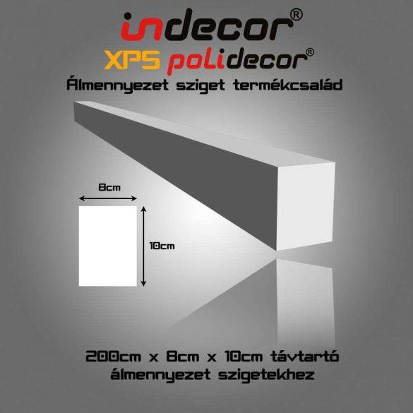 Indecor® TT-M XPS álmennyezet szigetekhez plusz távtartó