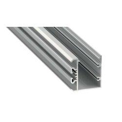 Led Alumínium Profil UNICO 1 méter Ezüst