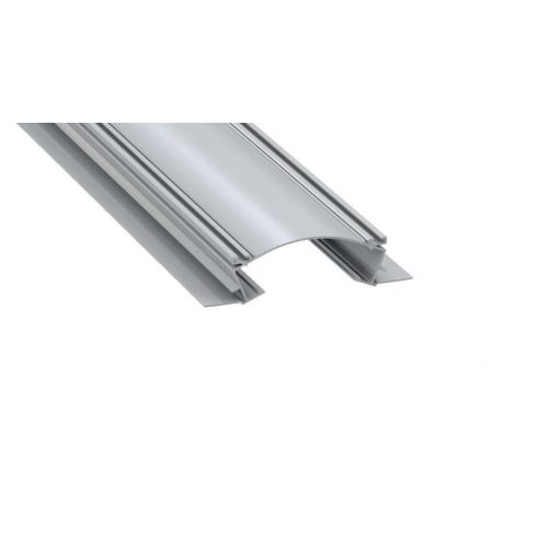 Led Alumínium Profil VEDA 1 méter Ezüst