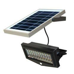 VML-01 Beltéri/kültéri napelemes lámpa mozgásérzékelővel