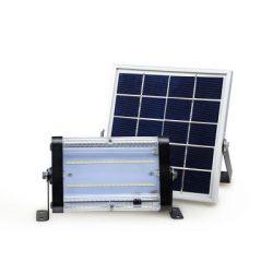 VML-20 Beltéri/kültéri napelemes lámpa távirányítóval