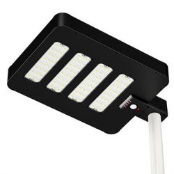 VNS-50 napelemes  lámpa mozgásérzékelővel