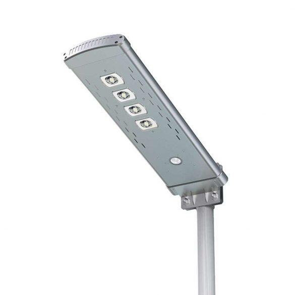VNU-06R Multifunkciós napelemes lámpa távirányítóval és mozgásérzékelővel
