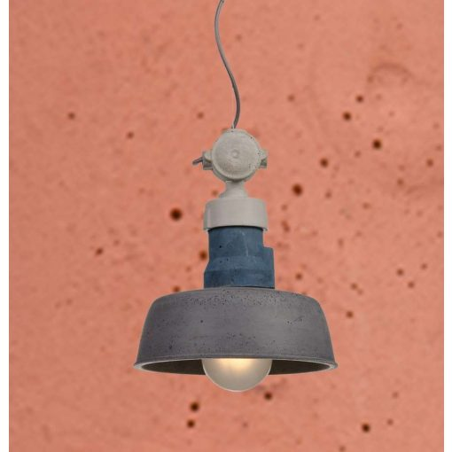 VOLTA Beton Lámpa Pastel Pink