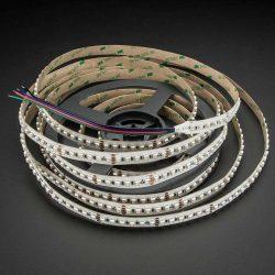 Led szalag 3535 SMD 60led/m 12W/m 24V RGB Kültéri IP68 Prémium minőség 3 év jótállás