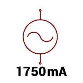 1750mA