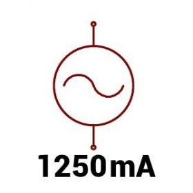 1250mA