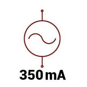 350mA