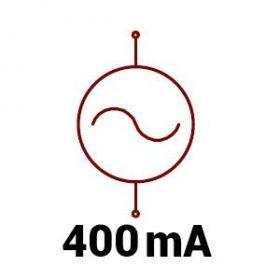 400mA