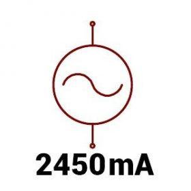 2450mA