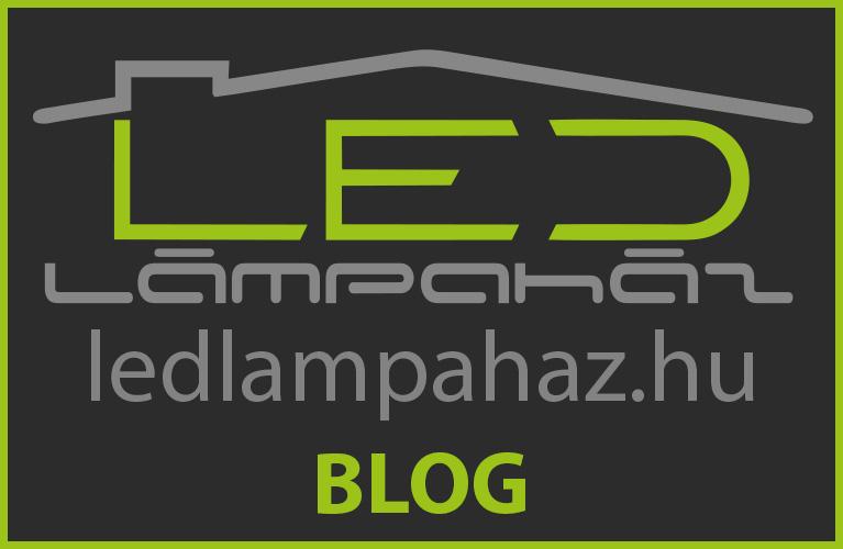A Ledlámpaház.hu első blogbejegyzése