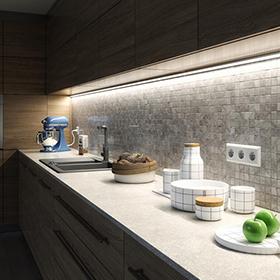 Így alakítson ki tökéletes konyha és konyhapult világítást!