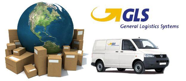 GLS csomagküldés
